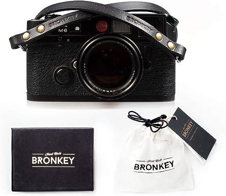 Bronkey Berlin 101 (95 cm) - Correa Camara Cuello Vintage Retro ...