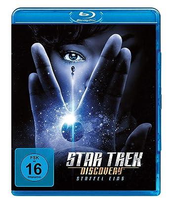 Star Trek Discovery Staffel 1 Blu Ray Amazonde