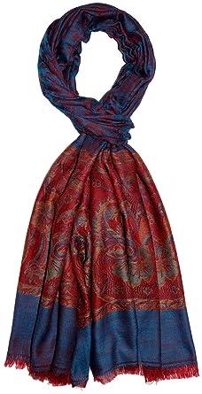c91a092139da Lorenzo Cana Echarpe de 100% Cachemire pour l`homme - 70 x 200 cm ...