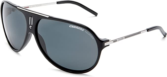 Carrera Sunglasses Metal Frame Outdoor Sports Shade Unisex Carrera Glasses+Box