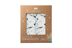 Angel Dear Two Piece Swaddle, Sharks