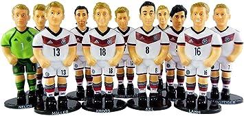 Minigols Mini futbolín con jugadores de favoritas de los equipos ...