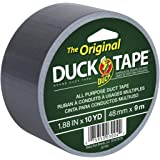 The Original Duck Tape Brand  761288 Duct Tape, 1-Pack 1.88 Inch x 10 Yard Silver