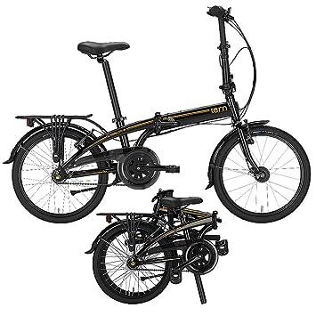 50,8 cm pulgadas bicicleta plegable CITYRAD cityfolder temblores hiperenlace C7i 2015 en negro y