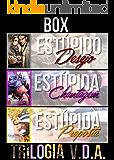 BOX - Trilogia V.D.A.: Os três estúpidos em um único e-book