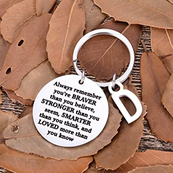 Engraved Wooden Keyring Keychain Friends Birthday Christmas Gift Her Him