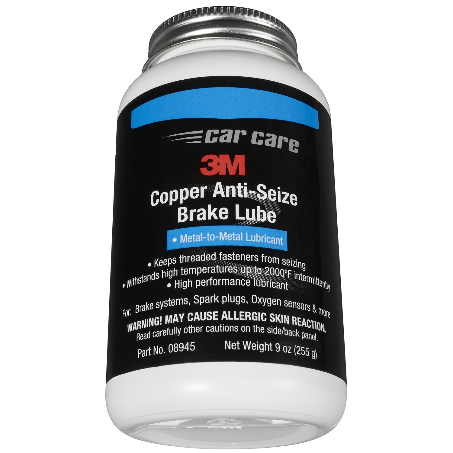 3M 08945 Copper Anti Seize Brake Lube - 9 fl. oz. by 3M