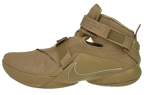 buty do biegania wielka wyprzedaż świetne oferty Amazon.com   Nike Lebron Soldier IX PRM Desert Camo Men's ...