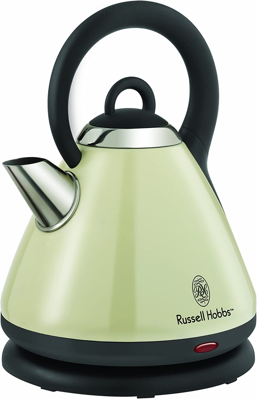 Russell Hobbs KE9000CR Electric Kettle, Cream