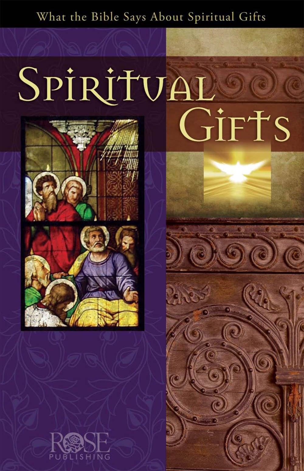 Spiritual gifts pamphlet includes questionnaire to identify your spiritual gifts pamphlet includes questionnaire to identify your gifts rose publishing 9781596364547 amazon books negle Choice Image