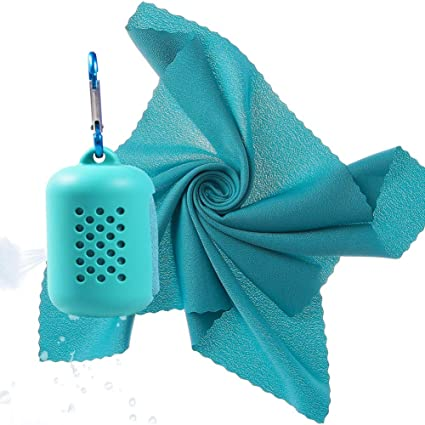 Travel Towels 100/% Microfiber Camping Fast Drying Surf Beach Gym Backpacking- Ultra-Light Multiple Sizes SportLite Sport Towel