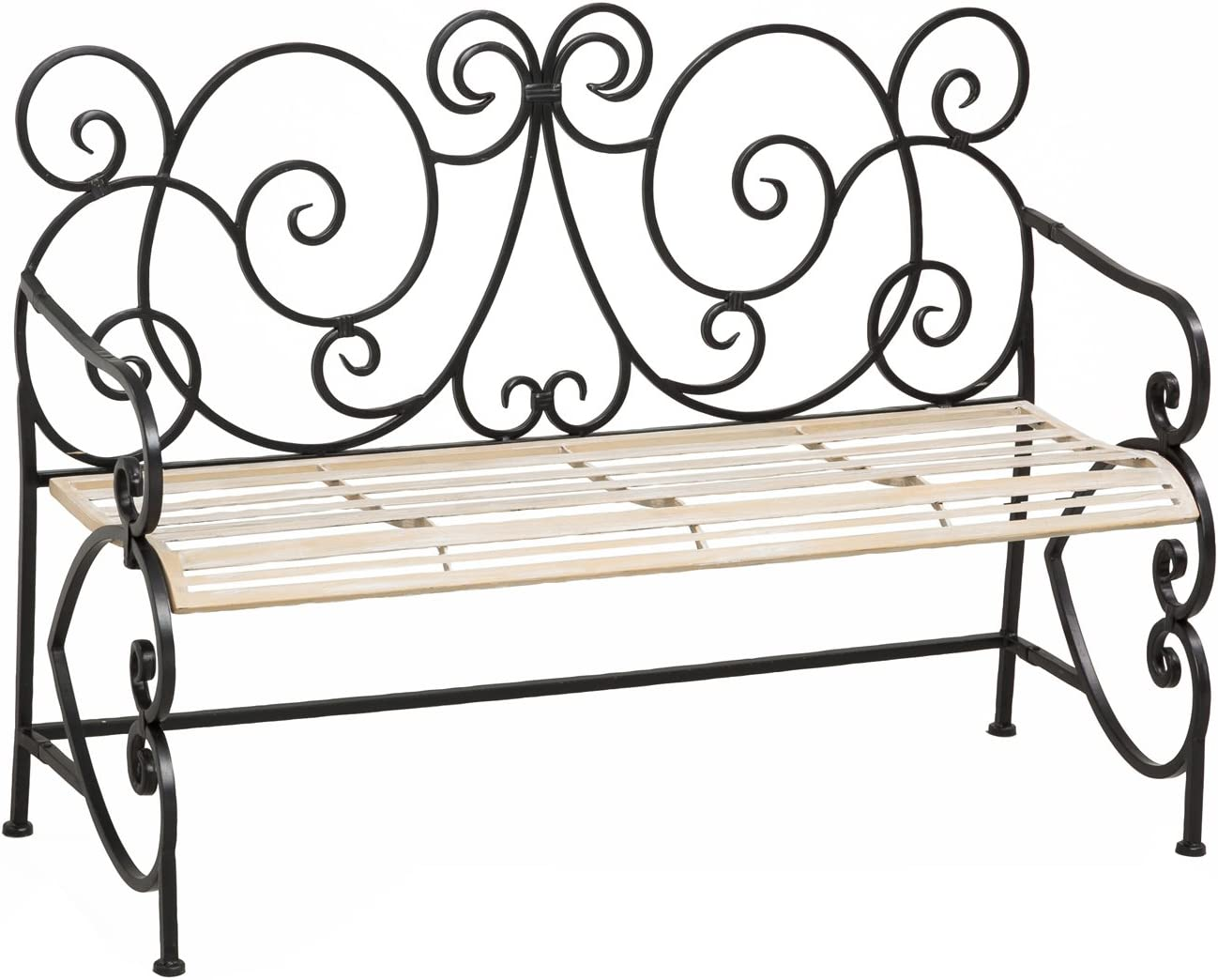 Cape Craftsmen European Style Bench - 50 x 20 x 36 Inches