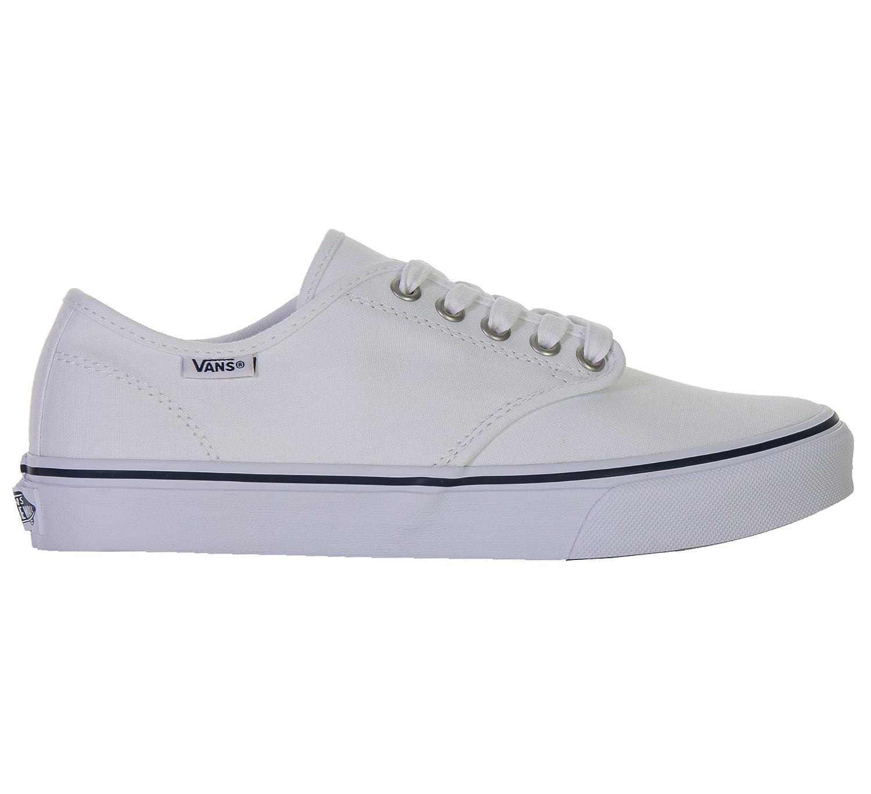 Vans Damen Camden Stripe Classic Sneaker, weiß: