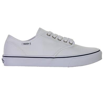 Vans Damen Camden Stripe Classic Sneaker, weiß: Amazon.de: Schuhe ...