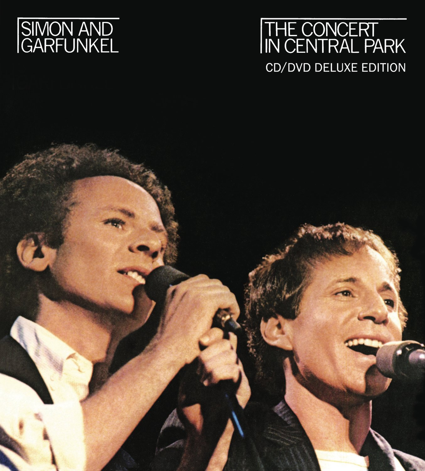 CD : Simon & Garfunkel - The Concert In Central Park (With DVD, 2 Disc)