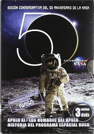 Pack La Nasa (Ed. 50 Aniversario) [DVD]: Amazon.es: Varios: Cine y Series TV