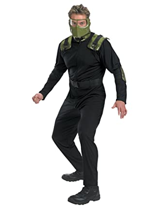 Superhero Green Goblin Costume Spiderman Normon Osborn Sizes One Size  sc 1 st  Amazon.com & Amazon.com: Superhero Green Goblin Costume Spiderman Normon Osborn ...