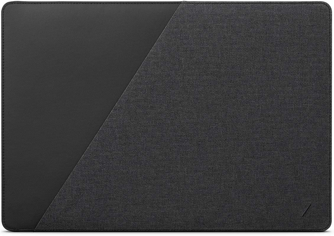 "NATIVE UNION Funda Stow para MacBook Pro 13"" (2016-2019), MacBook Air 13"" (Retina) – Funda MacBook con Cierre magnético de fácil Acceso (Slate)"