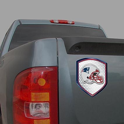 "PAIR Boston Sports Fan Shamrock Red Sox Patriots 3.5/"" Vinyl Vehicle Decals"