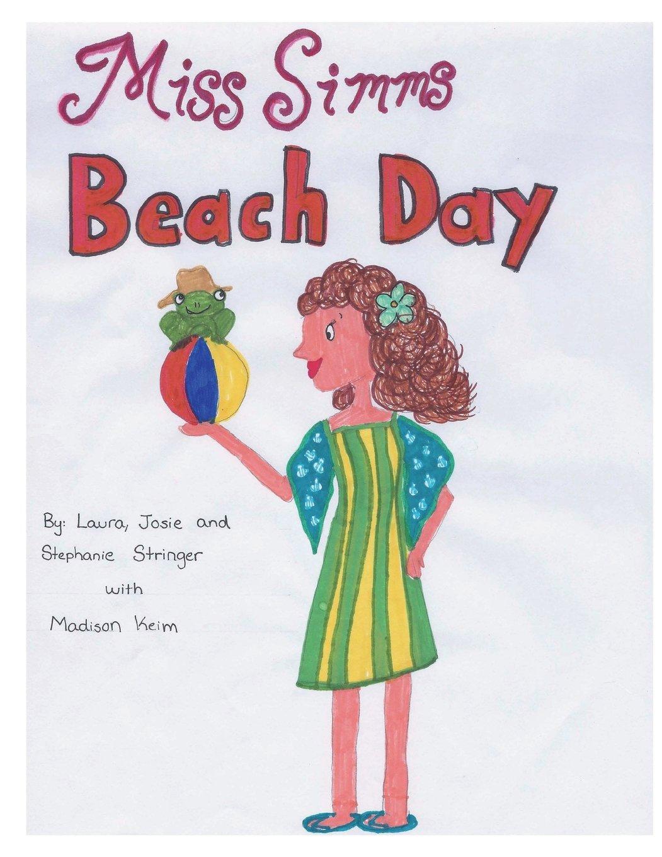 Miss Simms Beach Day (Volume 3) pdf