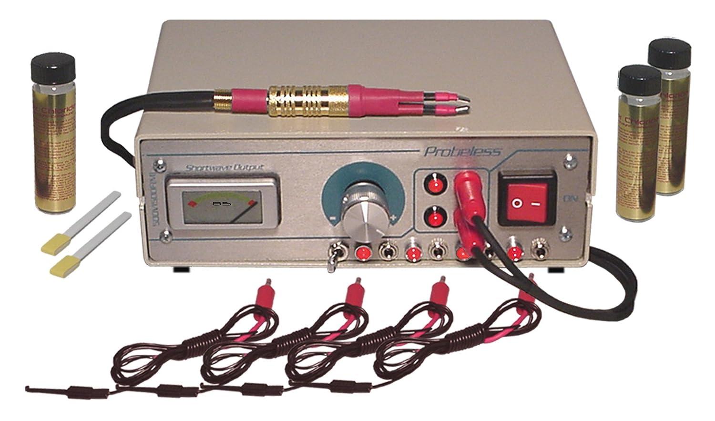 Amazon.com: Epitron 85M Multiple Output Shortwave Tweezers Sistema de Depilación Permanente: Health & Personal Care