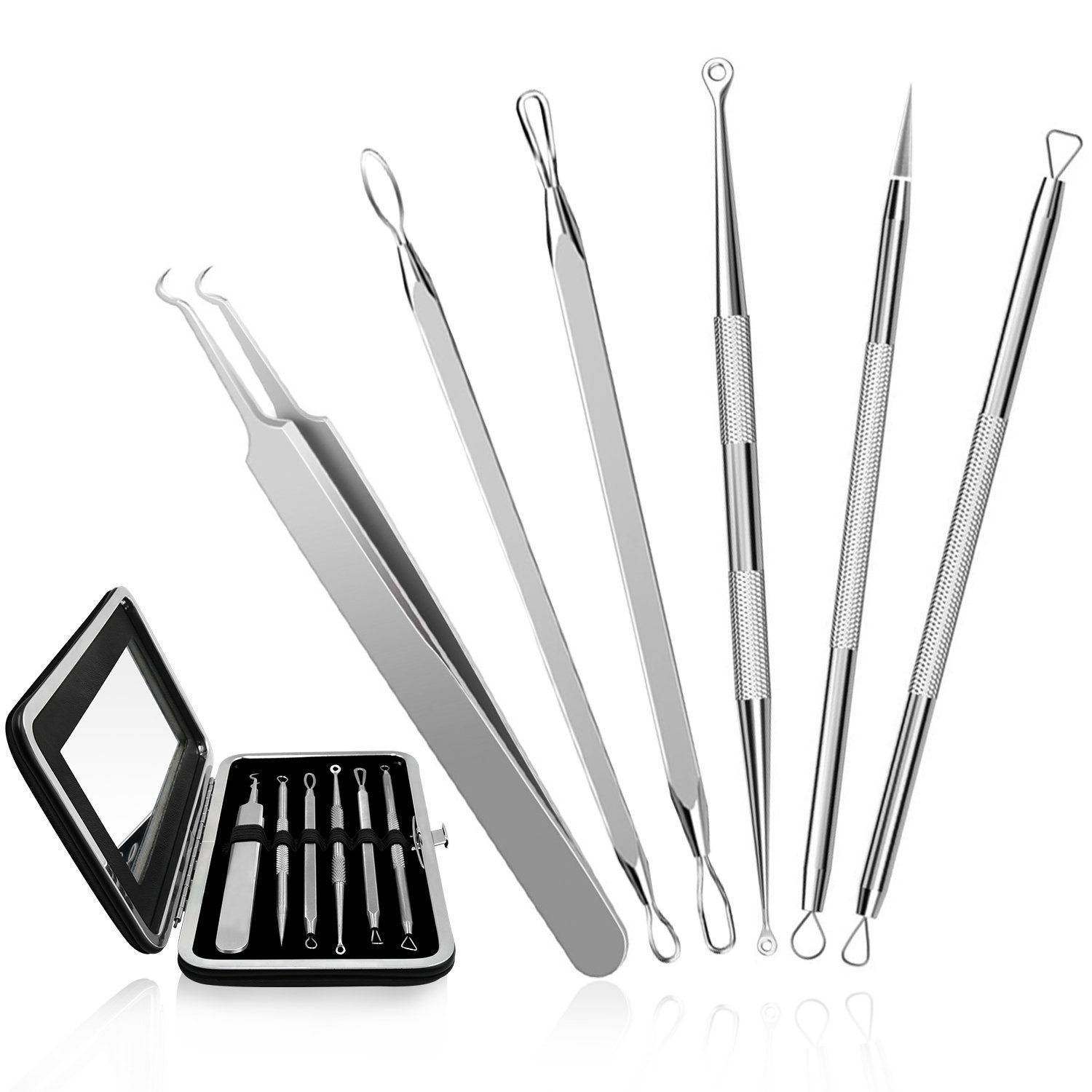 CHIMOCEE Professional Surgical Blackhead Remover Tools