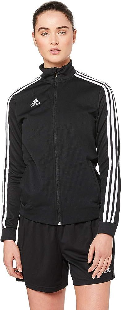 adidas Damen D2M Jacke: : Bekleidung