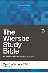 NKJV, Wiersbe Study Bible, Red Letter, Ebook: Be Transformed by the Power of God's Word Kindle Edition