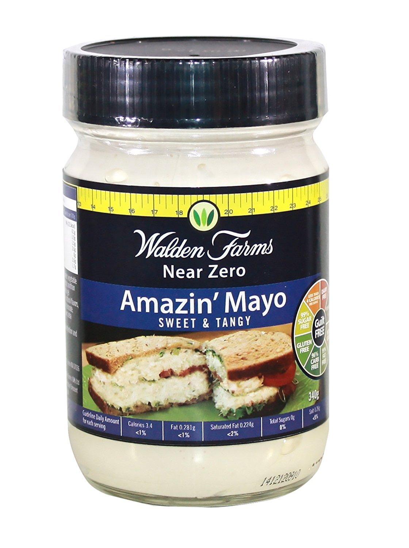Walden Farms Amazin' Mayo, 12 oz - Pack of 6