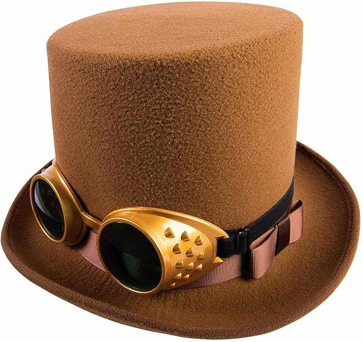Forum Novelties Steampunk Costume Goggles