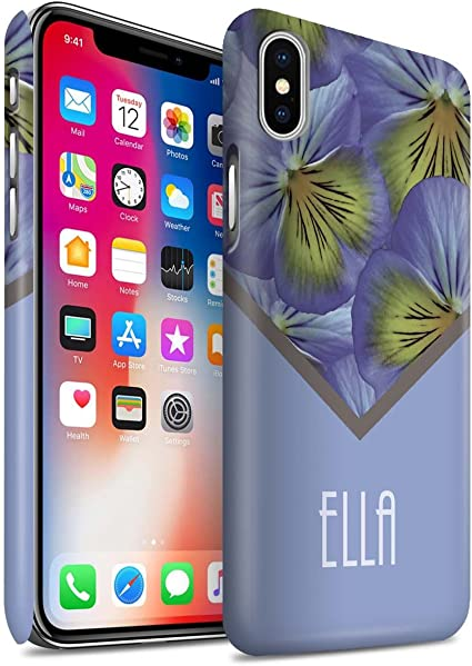 Stuff4® Phone Case/Cover/Skin/ip-3dswm/floraldiy Collection Fiori ...