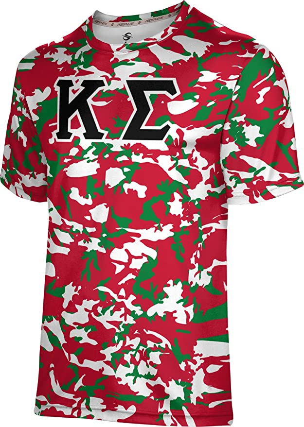 Camo CA755 ProSphere Kappa Kappa Psi Mens Performance T-Shirt Large