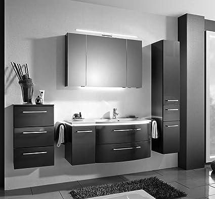 Amazon mobili da bagno fabulous armadietto da bagno montreal xl cm rovere sonoma armadio - Amazon mobili bagno ...