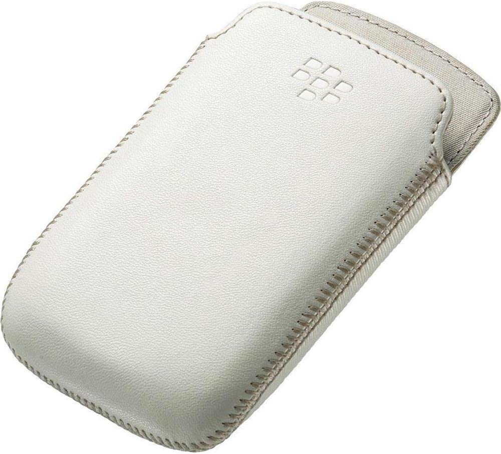 BlackBerry ACC-48097-201 /Étui en cuir Noir