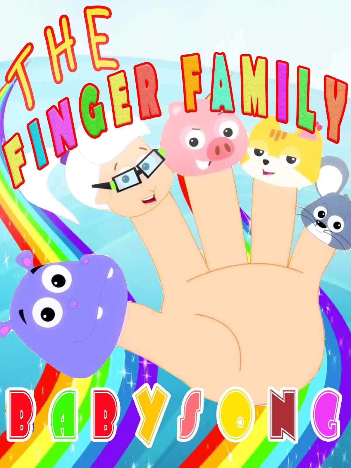 Clip: The Finger Family & Babysongs