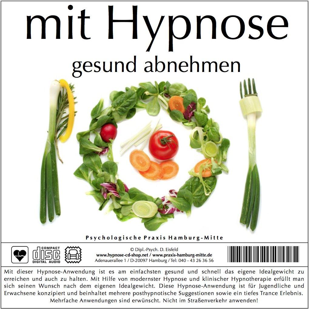 mit hypnose gesund abnehmen