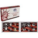 2003 S US Mint Silver Proof Set OGP