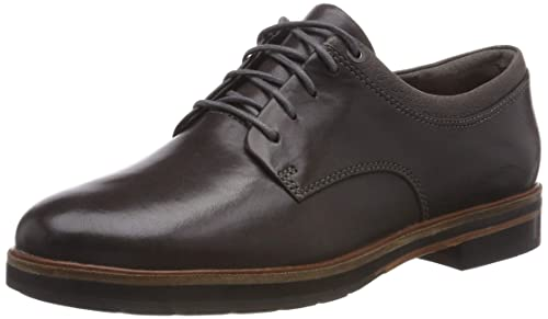 Clarks Donna Borse Scarpe E Frida Derby Stringate Amazon it rvr8S