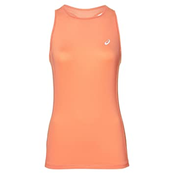 ASICS Tank Top - Damen Laufshirt Running Shirt - 154417-0699: Amazon ...