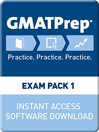 Amazon gmatprep exam pack 1 online code software gmatprep exam pack 1 online code fandeluxe Images
