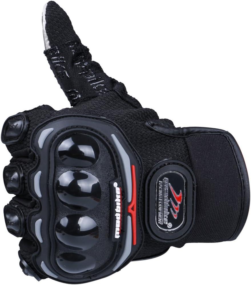 Madbike Sommer Motorrad Handschuhe Touch XL