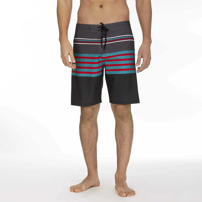 Hurley Mens Outrigger Stretch 20 Boardshort Swim Short