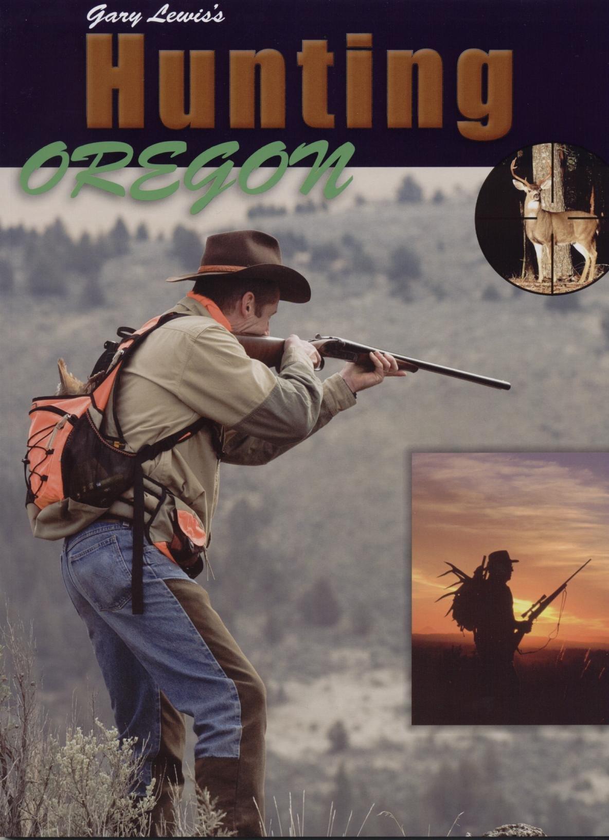Hunting Oregon Gary Lewis product image