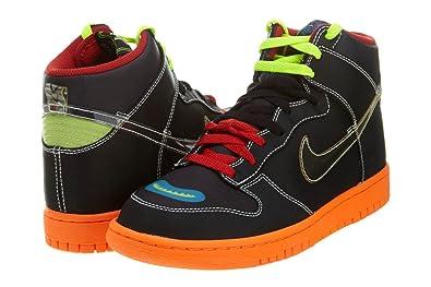size 40 e4339 f9f1c Nike Dunk High X Premium Cassette Playa Mens Shoes  306968-005  Black