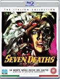 Seven Deaths in the Cats Eye [Blu-ray]