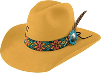 Charlie 1 Horse Women s Yellow Gold Digger Hat - Cwgdgr-2134Yl 29c35f172d68