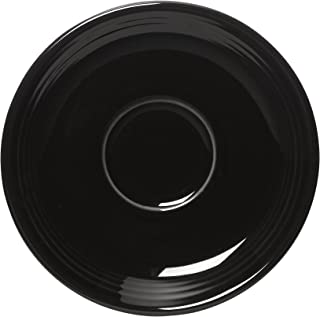 product image for Fiesta 5-7/8-Inch Saucer, Black