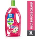 Dettol Jasmine Healthy Home All- Purpose Cleaner 3L