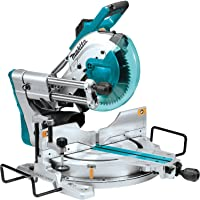 Deals on Makita 15 Amp 10-in Dual Bevel Sliding Compound Miter Saw w/Laser