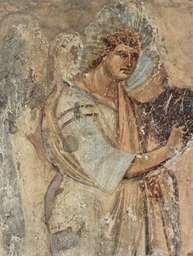 Lais Puzzle Byzantinischer Maler des 7. Jahrhunderts - Verkündigungsengel 2000 Teile